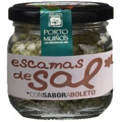 ESCAMAS DE SAL DE BOLETUS...